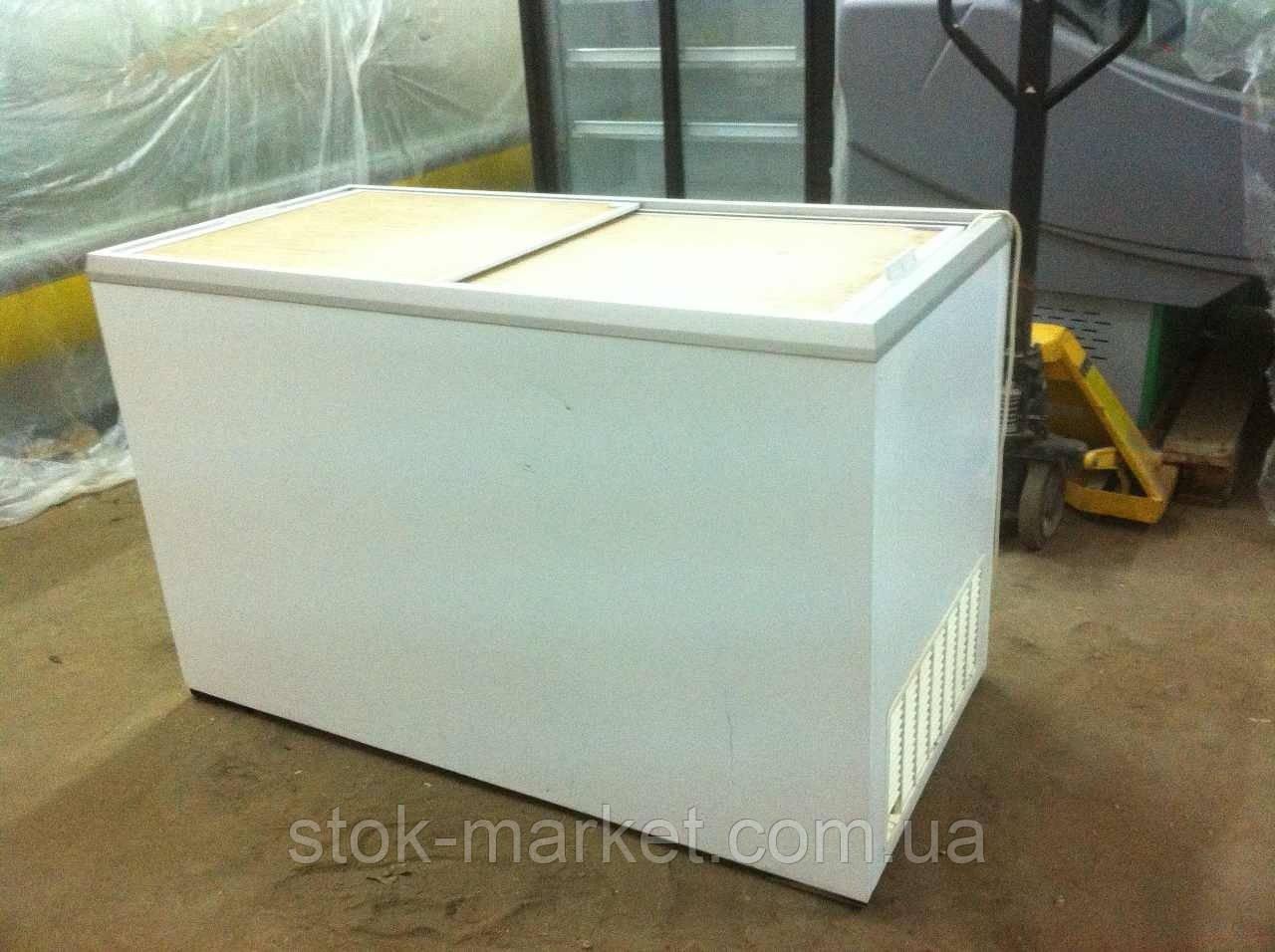 Морозильный ларь Klimasan D 400 DFSG FF