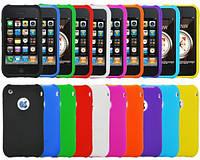 Чехол Iphone 3 силикон