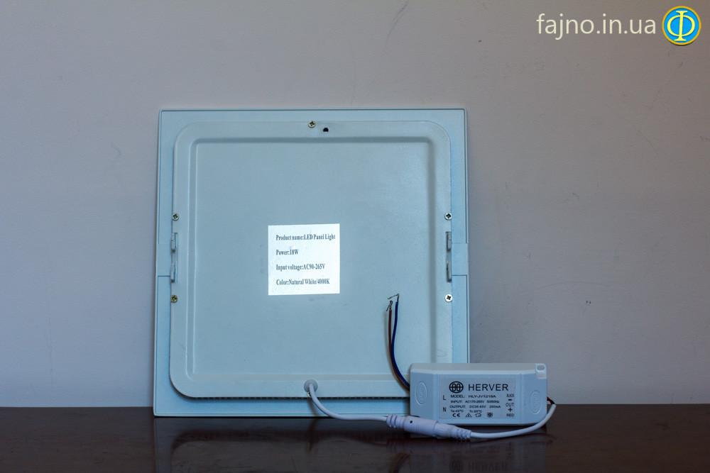 светильник встраиваемый светодиодный фото 1
