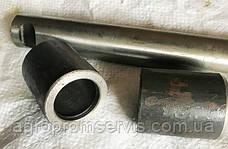 Палец дышла горизонтальный тракторного прицепа 2ПТС-4  шкворень+втулки  , фото 3