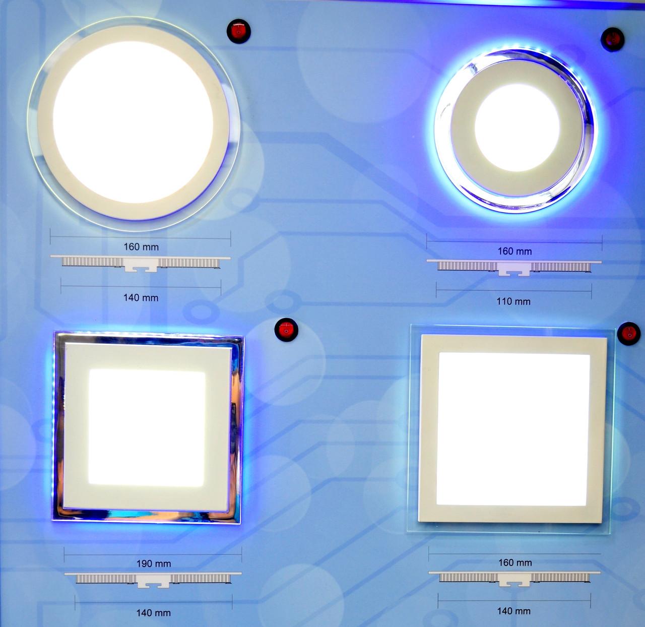 светильник встраиваемый светодиодный фото 3
