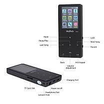 MP3 Плеер Mahdi M320 4Gb Bluetooth Черный, фото 2