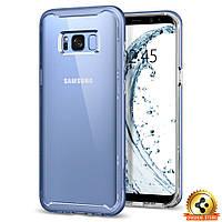 Чехол Spigen для Samsung S8 Plus Neo Hybrid Crystal, Blue Coral, фото 1
