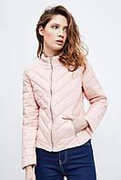Куртка женская синтепон розовая 2503