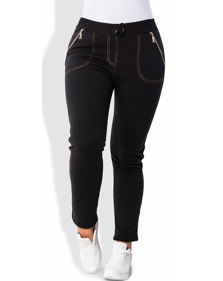 Зимние брюки на меху 1250