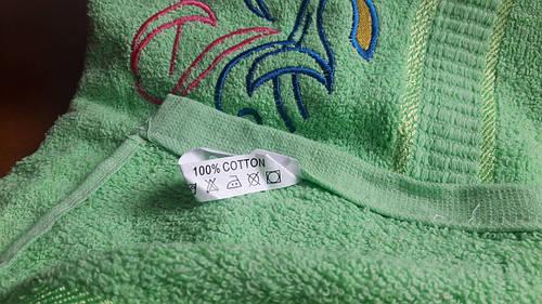 Махровые _ полотенца 30*70 с Венгрии для лица.