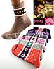 Женские ангоровые носки с махрой внутри Nanhai 939 Z. В упаковке 12 пар