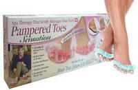Массажер для пальцев ног Pampered Toes Sensation