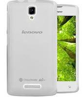 Чехол Lenovo (Леново) TPU чехол Ultrathin Series 0,33mm для Lenovo A1000 / A1000M (Phone) / A2800             Бесцветный (прозрачный)