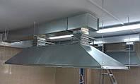 Производство кухонных зонтов. Киевская область