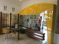 Оборудование для фармбутиков и оптик, торговая мебель для оптик изготовить