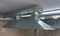 Профессиональные кухонные зонты. Киевская область