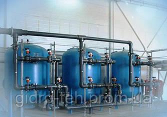Монтаж систем водоподготовки и очистки воды Харьков