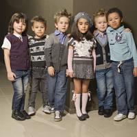 Детская мода осенне-зимнего сезона  2014-2015
