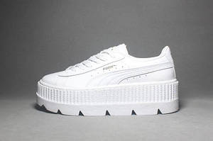 Женские кроссовки Rihanna x Puma Fenty Cleated Creeper (Реплика)