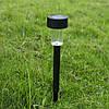 Садовый светильник на солнечной батарее, CAB114 пластик