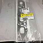 Прокладка выпускного коллектора мелаллическая (между ГБЦ и коллектором) GM 4813565 12622668 для моторов A20NHT A20NFT A24XE A24XF OPEL Astra-J Insignia Antara & CHEVROLET Captiva (C140) Cobalt Malibu IV (V300) 4812901 4804962 12599787 12612737