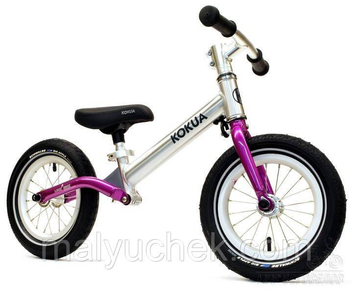 Детский беговел KOKUA JUMPER Pink  JUMP03