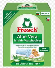 Порошок для стирки Frosch Aloe Vera 18 cтирок 1,35кг