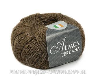 Пряжа Сеам Alpaca Peruana Коричневый