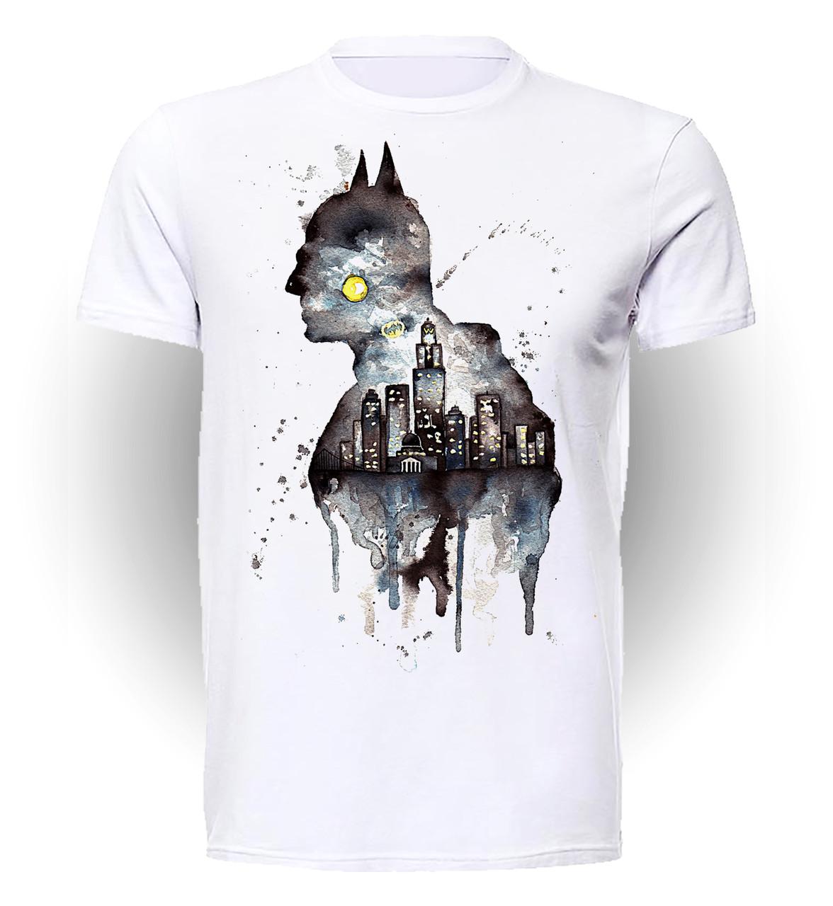 Футболка GeekLand Бэтмен Batman town BM.01.091