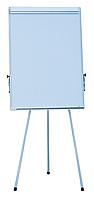 Флипчарт магнитный сухостираемый на треноге JOBMAX, 70х100см, фото 1