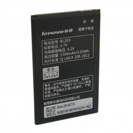 Аккумуляторная батарея BL203 для мобильного телефона A316, A369i