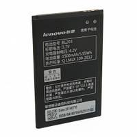 Акумуляторна батарея BL203  для мобільного телефону A316, A369i