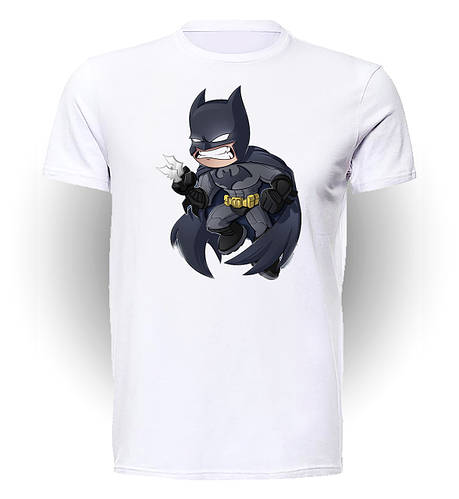 Футболка GeekLand Бэтмен Batman agressive BM.01.098