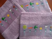 Кухонное полотенце (дизайн вилки)