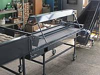 Стол роликовый для сортировки продукта ЕМ 1713 ЕККО