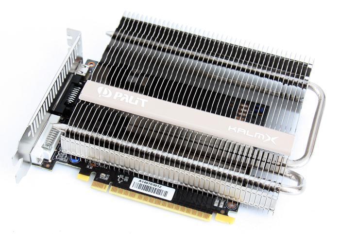 """Видеокарта Palit GTX750 Ti KalmX 2048MB DDR5 128bit NE5X75T00941-1073H """"Over-Stock"""""""