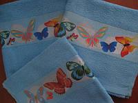 Кухонное полотенце (дизайн бабочки)