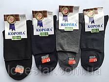 Мужские носки 41-47 бамбук без резинки