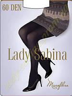 «Lady Sabina» 60 Den Microfibra 5 Черная
