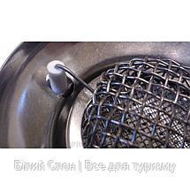 Пальник газовий складний зі шлангом та п'єзопідпалом Tramp TRG-012, фото 3