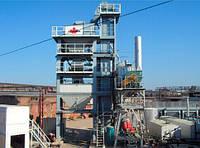 Стационарный асфальтобетонный завод CL-1000 CA-LONG