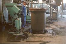 Вибропресс для производства бетонных труб и колец K-10 Tensyland