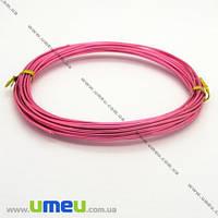 Проволока алюминиевая, 1,5 мм, Розовая, 1 м (LES-003976)