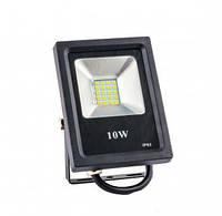 Прожектор светодиодный 10W 550Lm 6400K IP65 EVRO LIGHT Евросвет