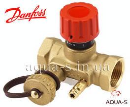 Клапан запірно-вимірювальний Danfoss USV-I DN 40 з преднастройкой (003Z2135)