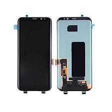 Дисплей модуль для Samsung G950F Galaxy S8 в зборі з тачскріном чорний, оригінал, без рамки