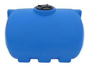 Бак, бочка 2000 литров усиленная емкость для транспортировки воды, КАС перевозки пищевая белая G E, фото 2