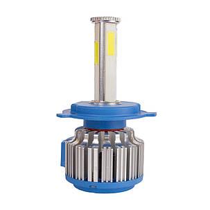 Комплект LED ламп (2шт.) H4 6000K A203 24W 360° (4 светодиода), фото 2