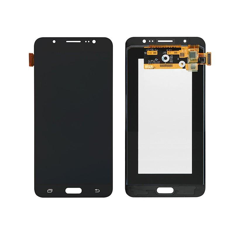 Дисплей модуль Samsung J710F/DS Galaxy J7 (2016) в зборі з тачскріном, чорний