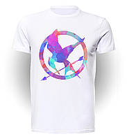 Футболка мужская GeekLand Голодные Игры The Hunger Games cant stop the color HG.01.002