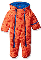 Комбинезон Wippette (США) оранжевый для мальчика 3-6мес