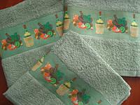 Кухонное полотенце (дизайн овощи)