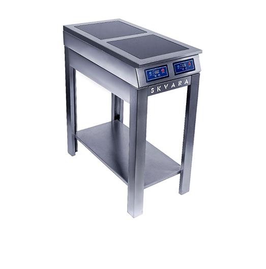 Плита индукционная напольная Skvara Sif 2.4