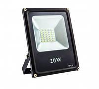 Прожектор светодиодный 20W 1100Lm 6400K IP65  EVRO LIGHT Евросвет